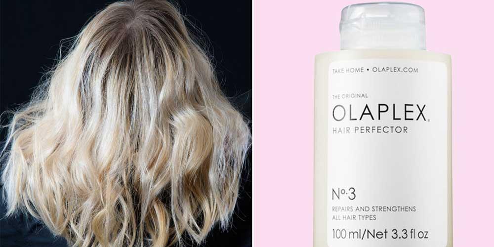 قابلیت شگفت انگیز اولاپلکس مو برای محافظت از مو در زمان رنگ و دکلره کردن