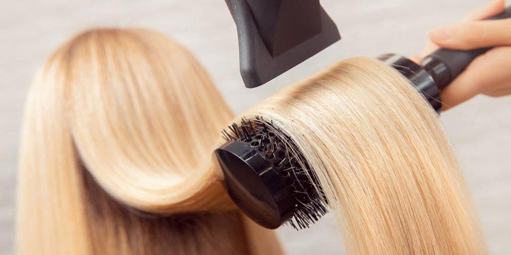 براشینگ موی فر