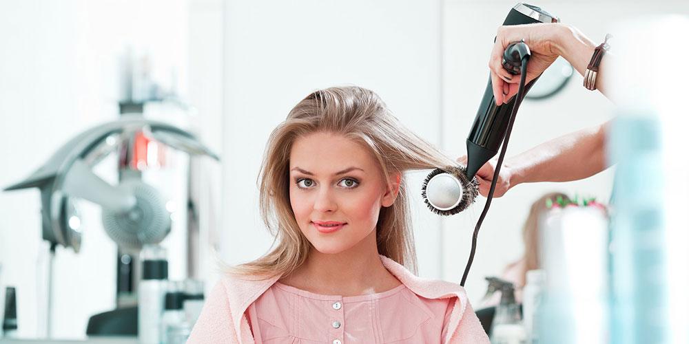 براشینگ موی متوسط
