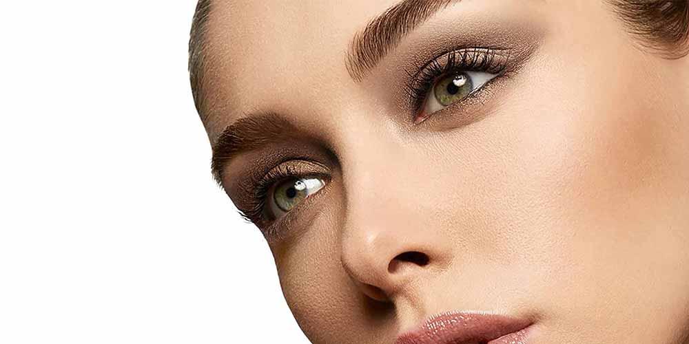 مدل سایه چشم محو