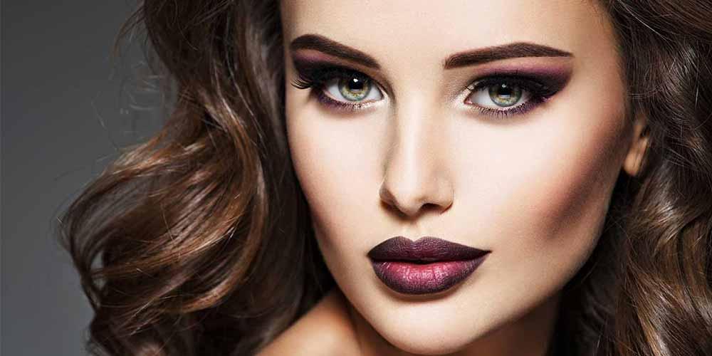 مدل سایه چشم دخترانه عربی شیک