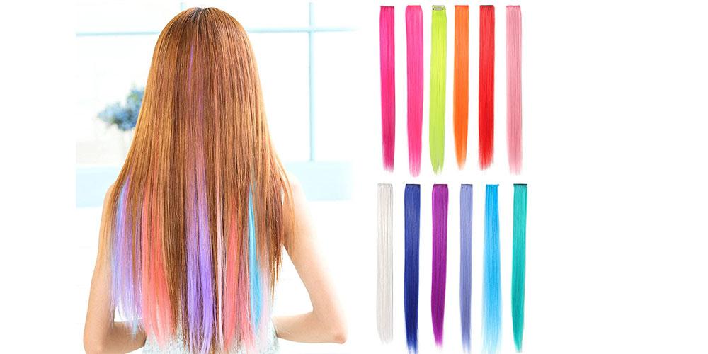 مدل های متنوع هایلایت مو در خانه بدون نیاز به دکلره