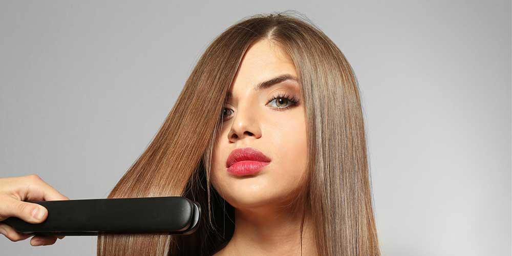 شلاقی شدن مو بعد از ریباندینگ