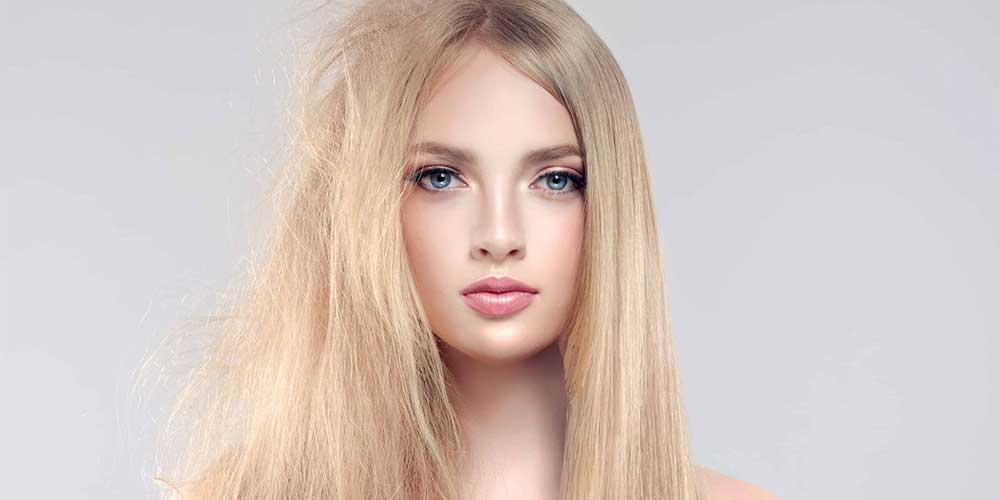 قبل و بعد استفاده از ریباندینگ مو