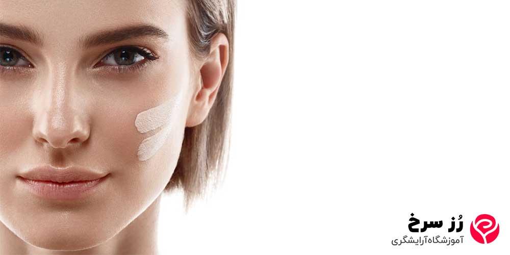 تاثیر و کاربرد پرایمر در آرایش صورت