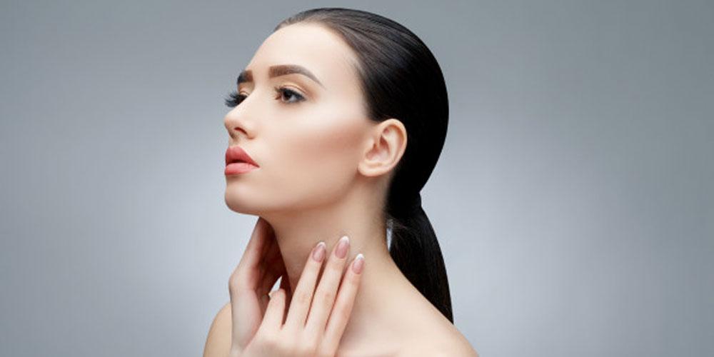آرایش مخصوص پوست خشک