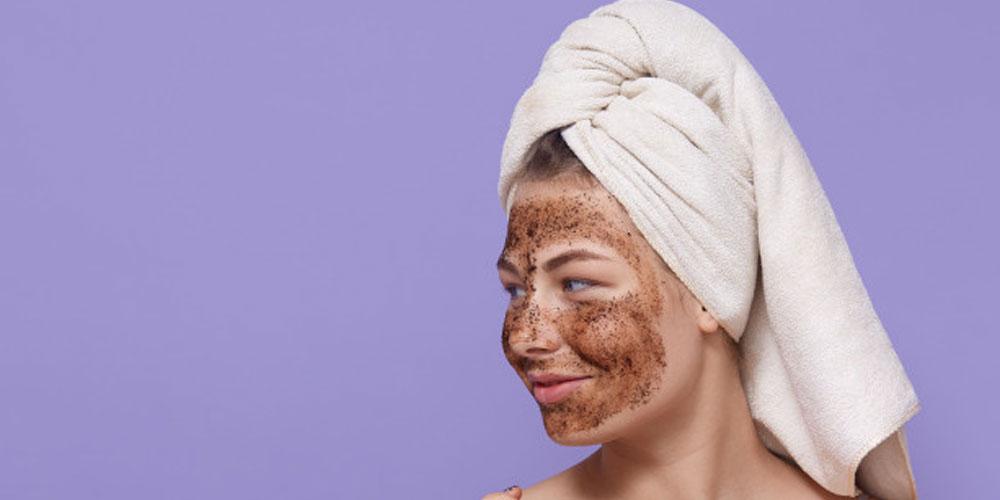 ماسک لایه بردار پوست خشک