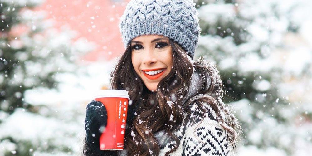 آرایش مخصوص فصل زمستان