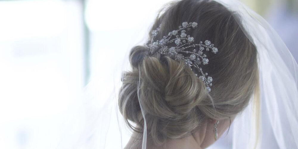 ایده مدل شینیون مو عروس