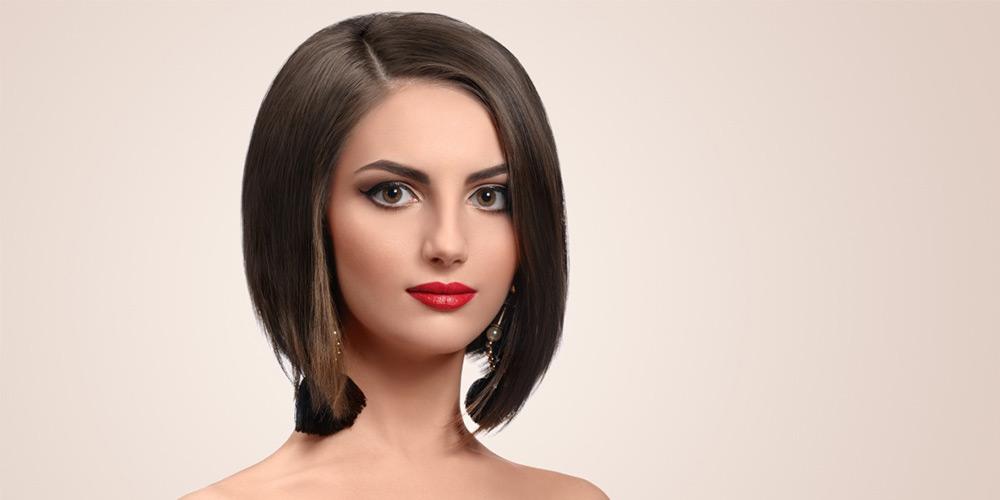 مدل مو برای صورت گرد و تپل