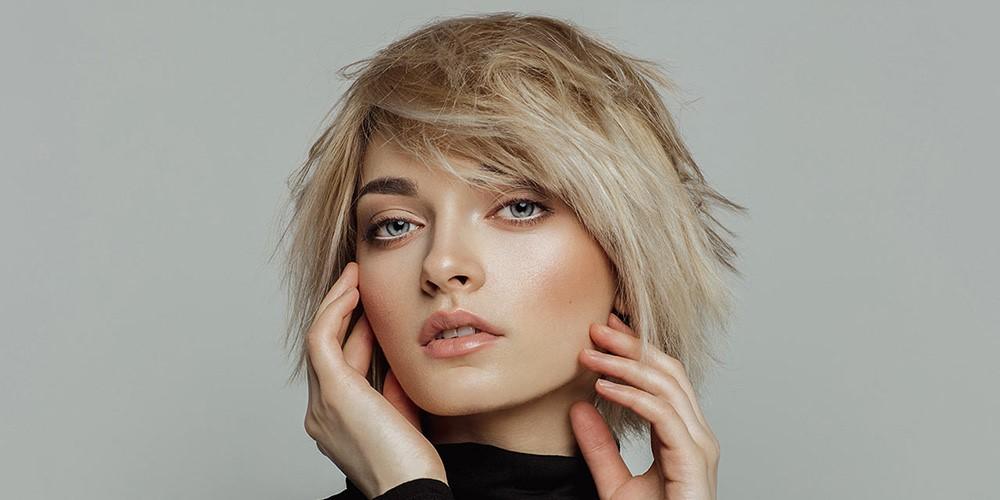 مدل بستن مو برای صورت گرد