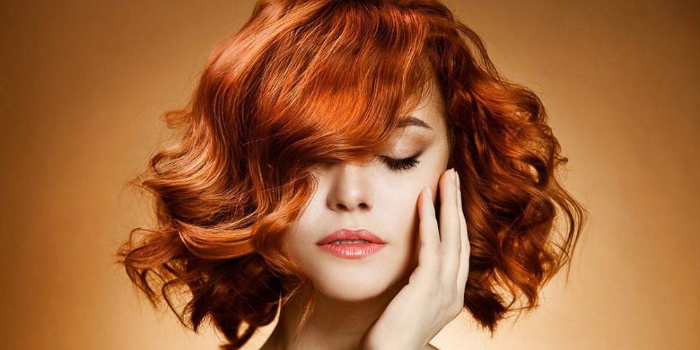 مدل مو برای صورت گرد زنانه