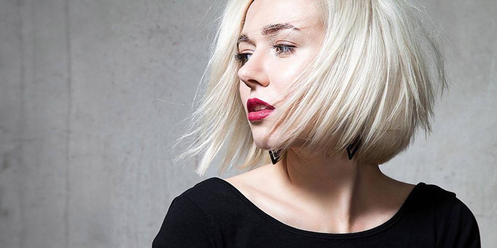 چه مدل مو برای صورت گرد مناسب است