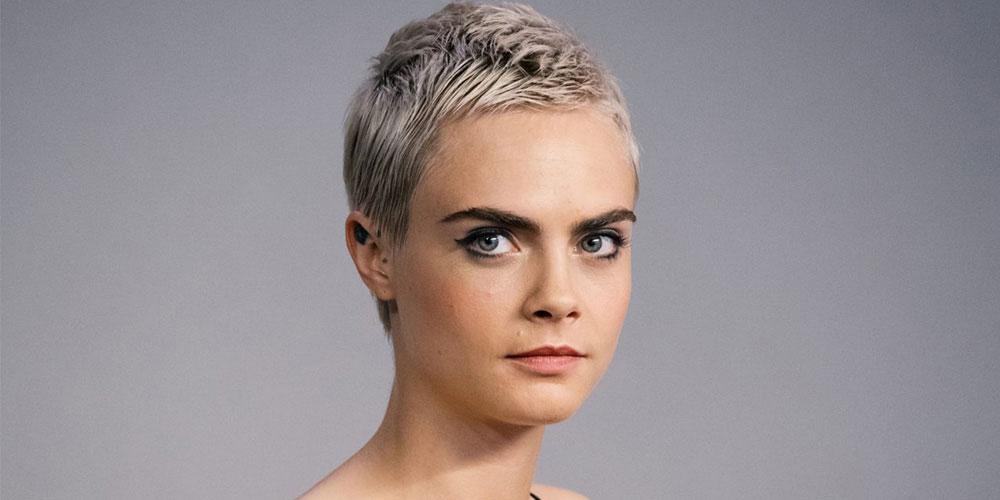 مدل مو کوتاه برای صورت گرد و تپل