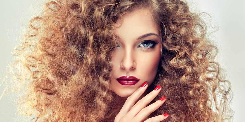 چگونه موهای خود را فر کنیم طبیعی
