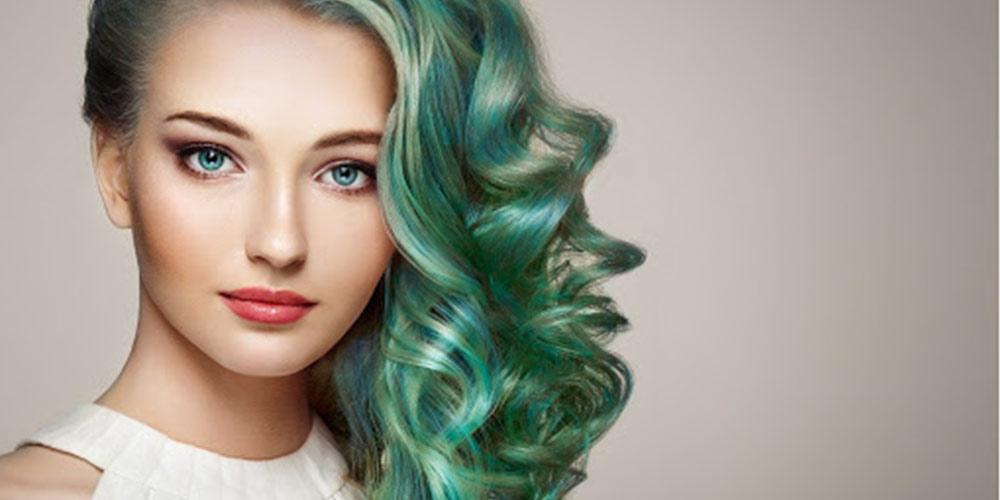 رنگ مو سال 2021