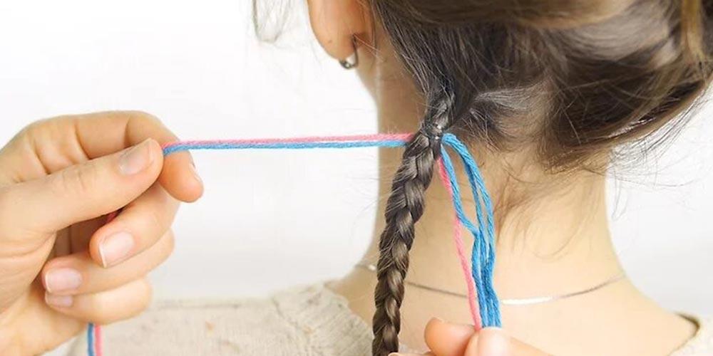 بافت مو دردلاک چیست