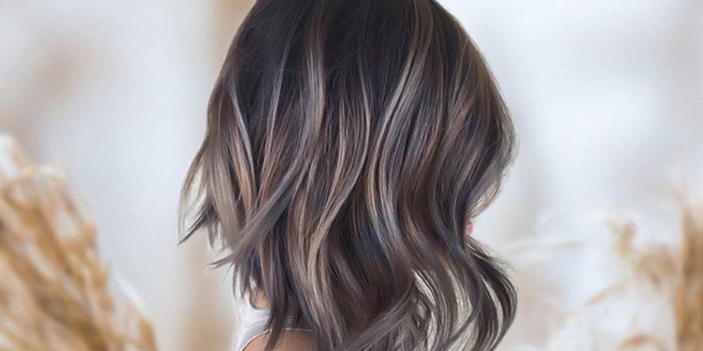 رنگ مو هایلایت جدید