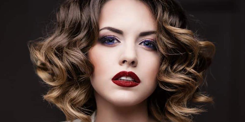 مدل جدید رنگ مو هایلایت