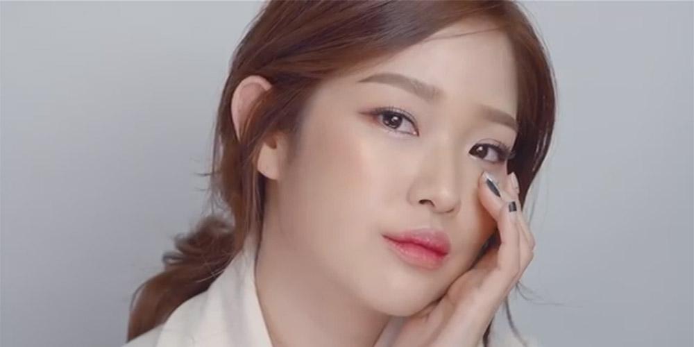 میکاپ کره ای دخترانه