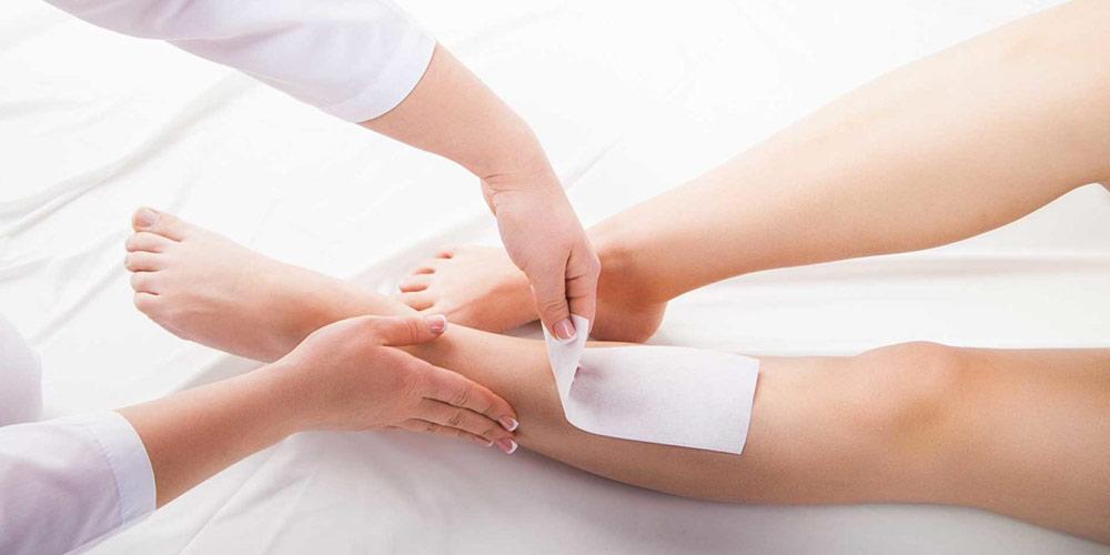 مراقبت بعد از اپیلاسیون بدن
