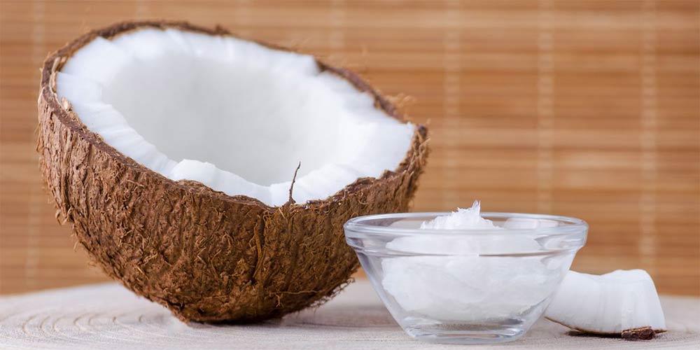 ماسک خانگی سفید کننده پوست فوری با میوه نارگیل