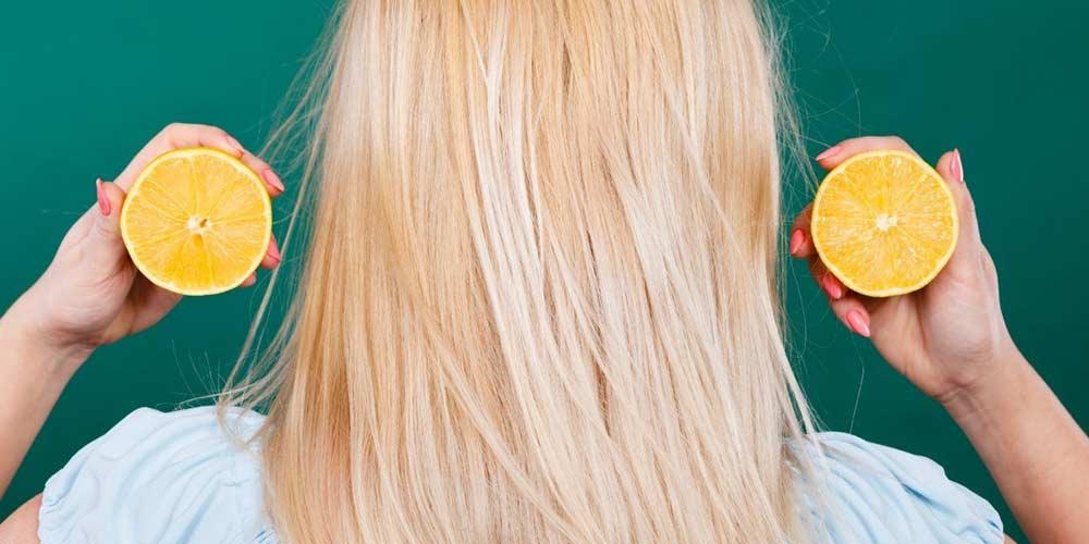 از بین بردن رنگ مو با جوش شیرین