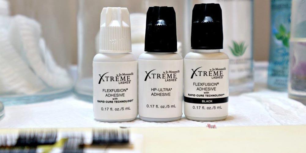 چسب کاشت مژه با قدرت بالا مدل Xtreme