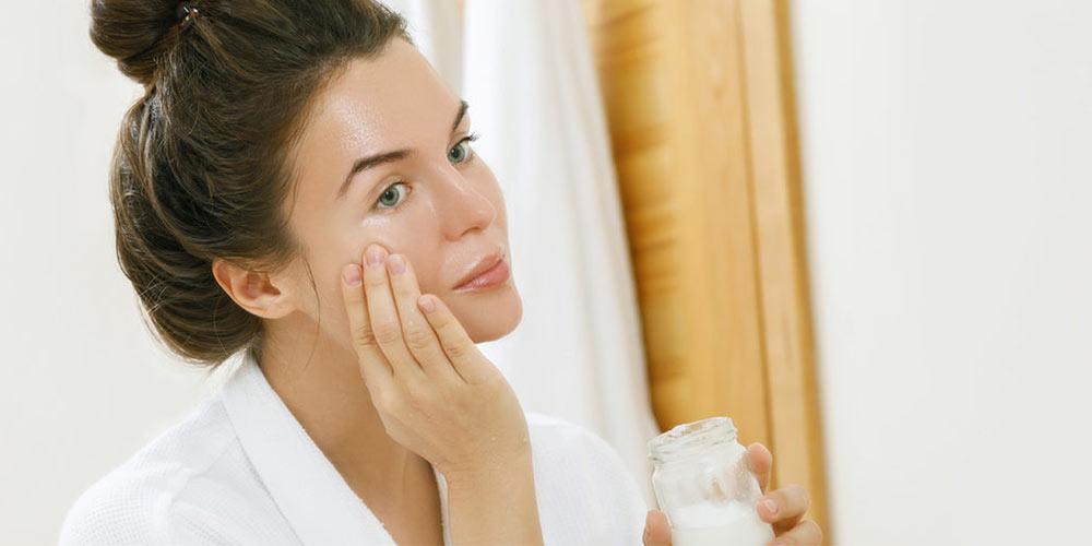 خواص روغن نارگیل برای پوست صورت