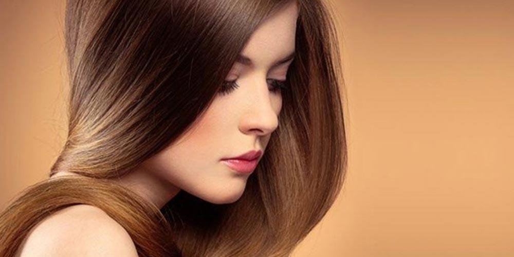 رنگ كردن مو با مواد طبیعی