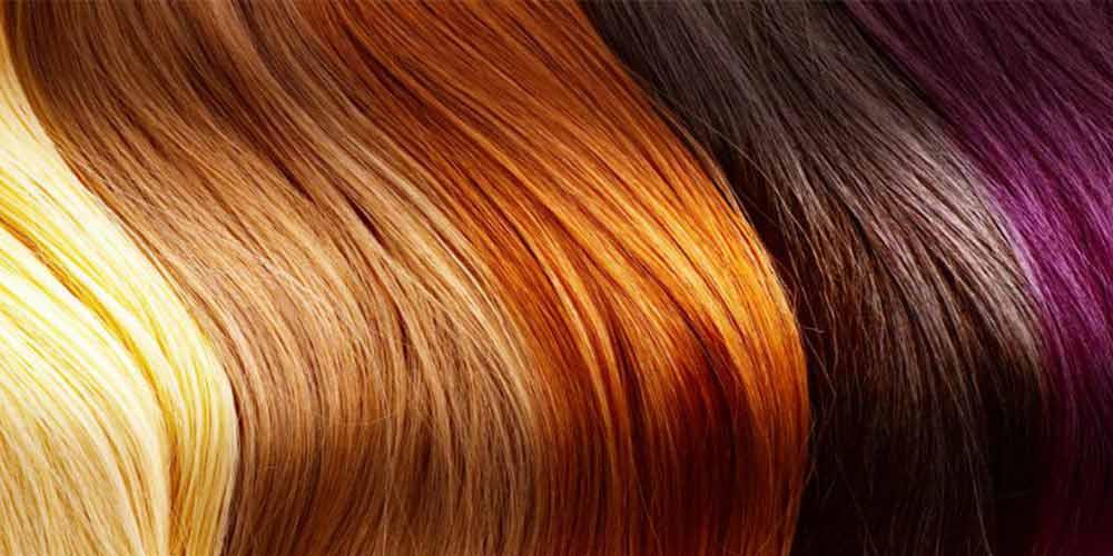 روش رنگ كردن مو با مواد طبيعي