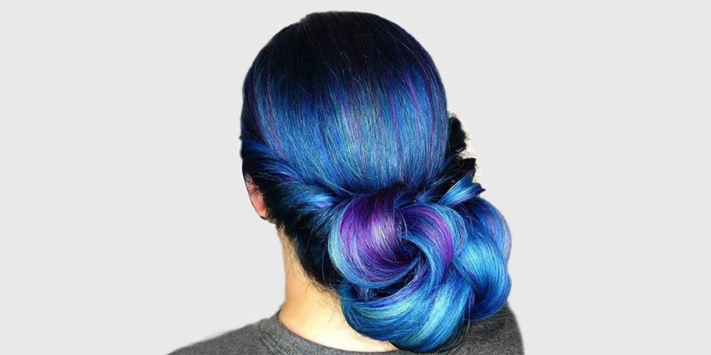 رنگ موی فانتزی سال ۱۴۰۰