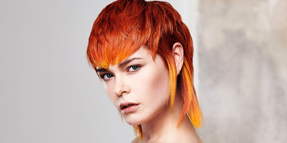 ترند رنگ موی سال ۱۴۰۰