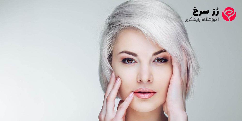 جدیدترین مدل مو برای صورت کشیده
