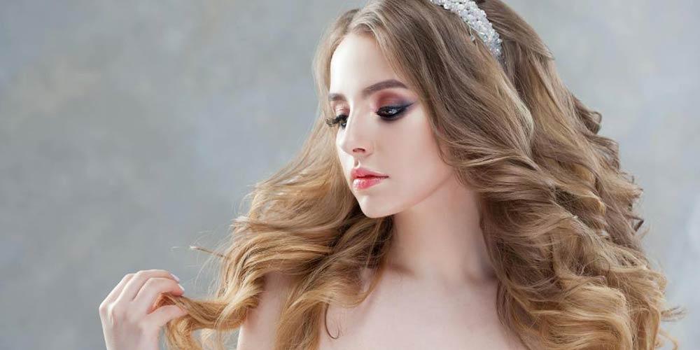 مدل آرایش عروس 2021