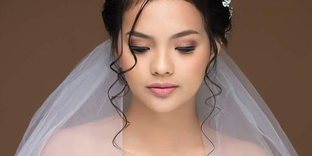 آرایش صورت عروس 2021