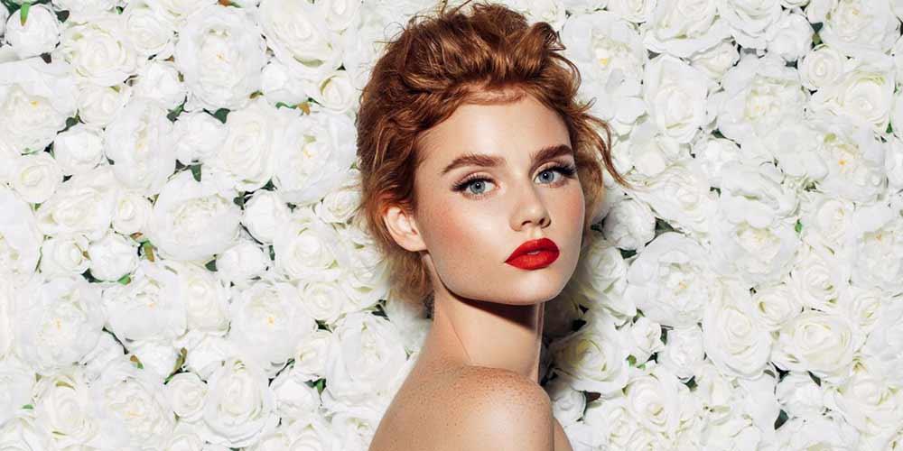 آرایش صورت عروس ۲۰۲۱