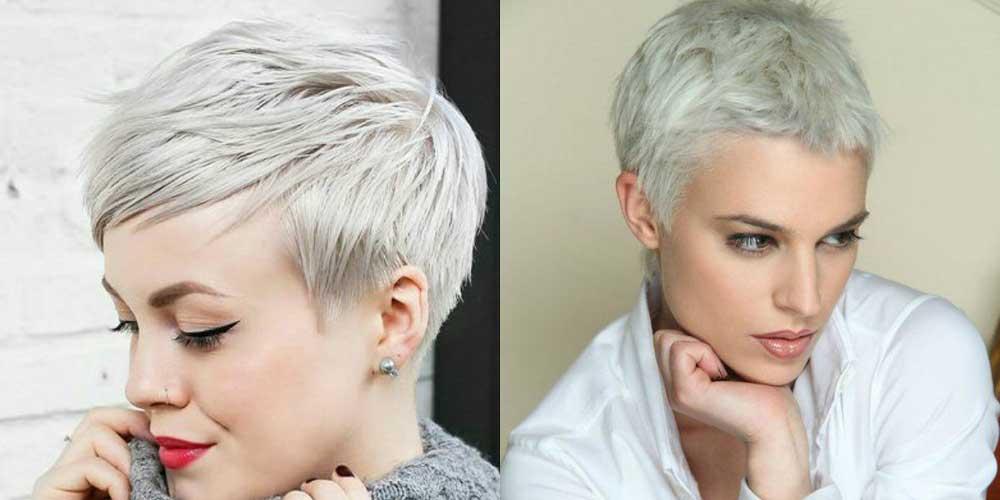 ایده موهای خیل کوتاه دخترانه