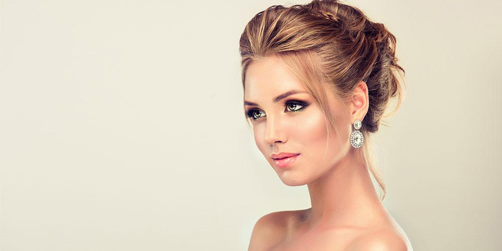 مدل آرایش صورت عروس ۲۰۲۱