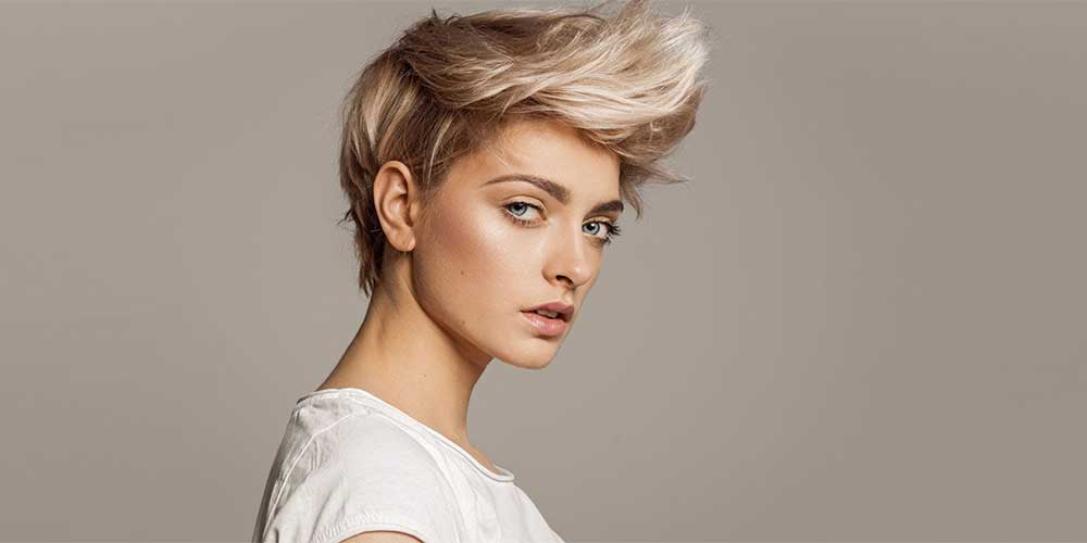 مدل مو پسرانه برای دختر