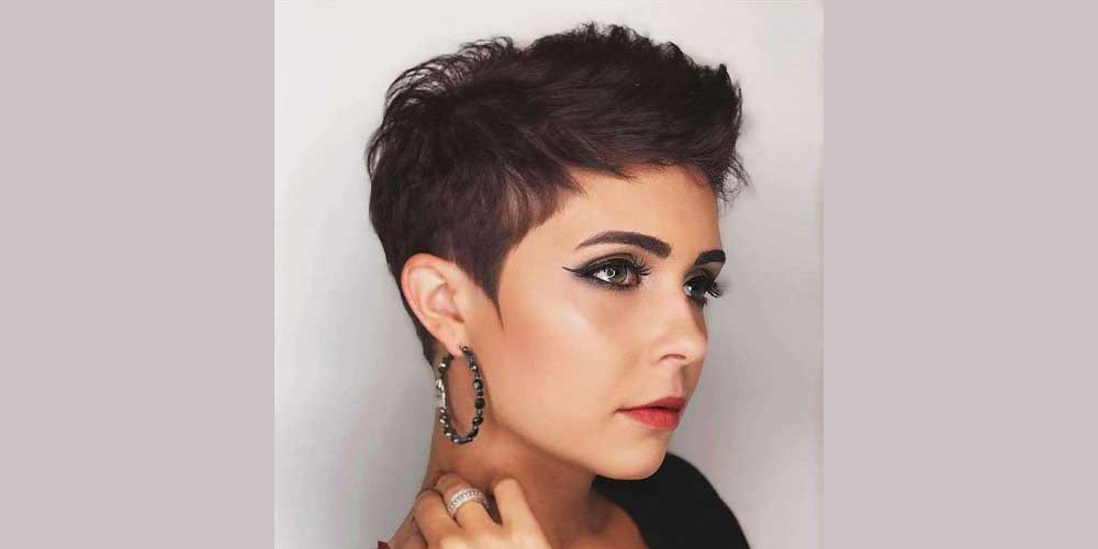 مدل مو پسرانه کوفی برای دختر