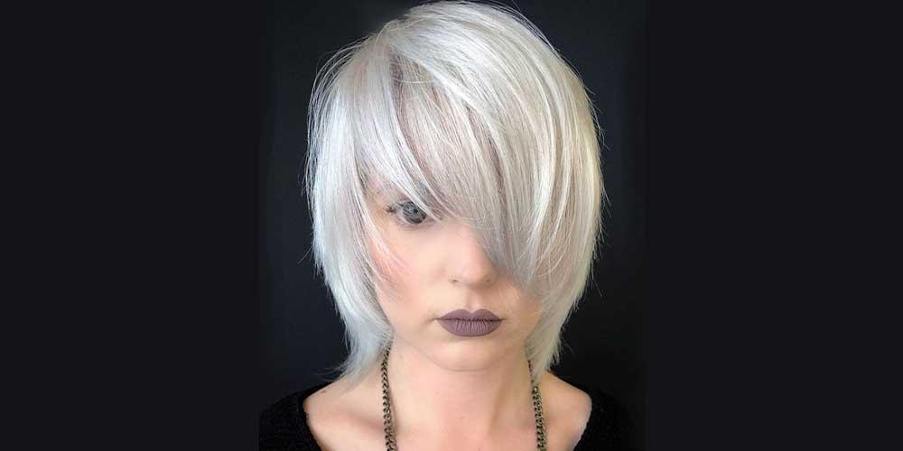 موی کوتاه دودی برای خانمهای شیک