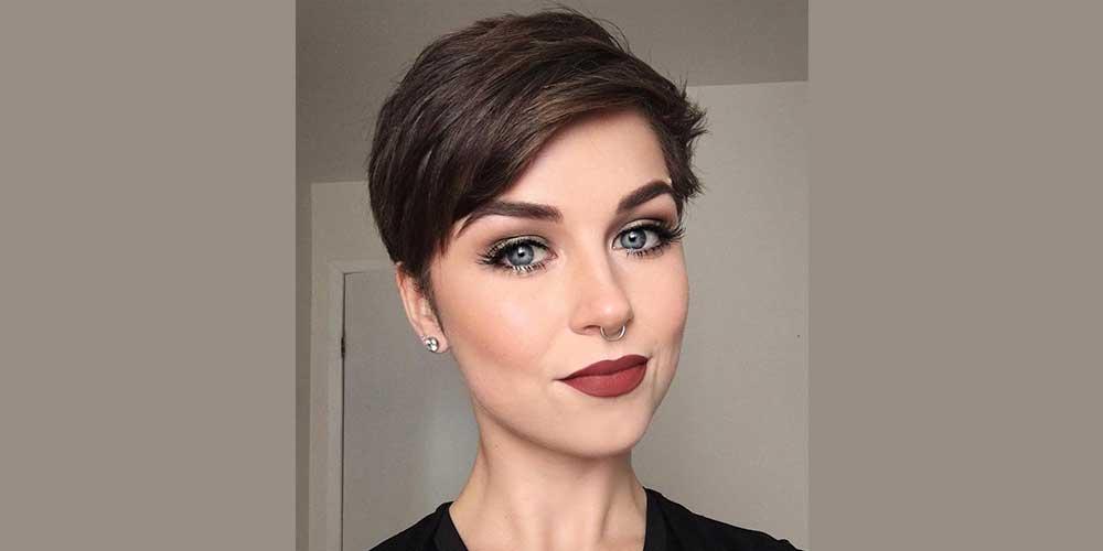 مدل مو پسرانه برای خانمها
