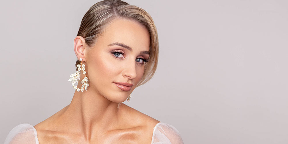 مدل آرایش عروس ۱۴۰۰