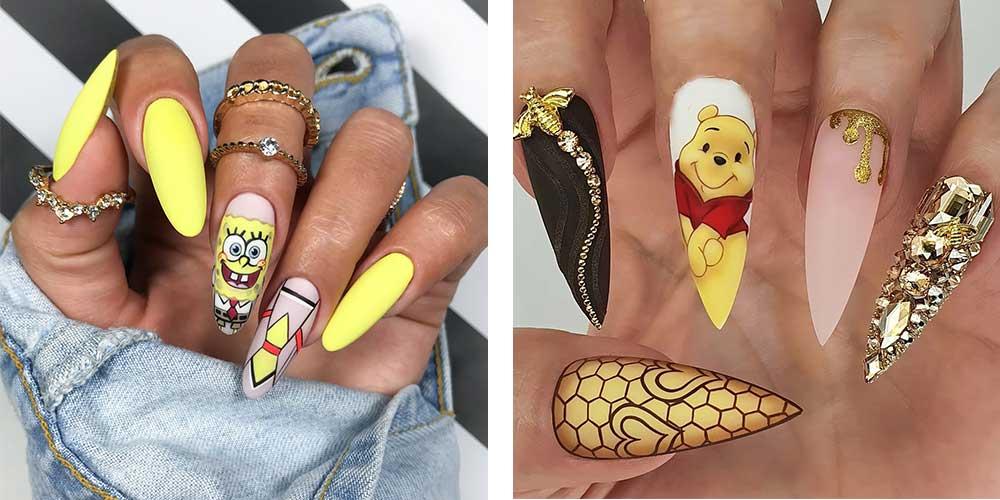 ایده طراحی زرد