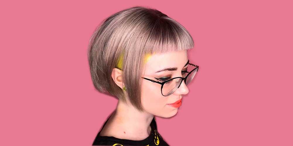 مدل مو کوتاه فانتزی برای دختران