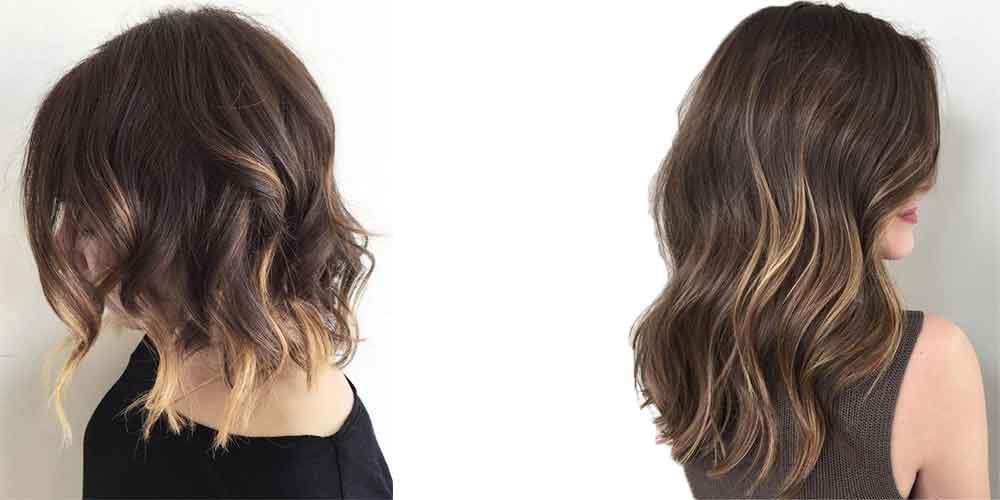 مزایای بالیاژ مو برای موهای کوتاه یا بلند