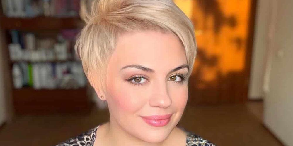 مدل کوتاهی مو برای صورت گرد و تپل