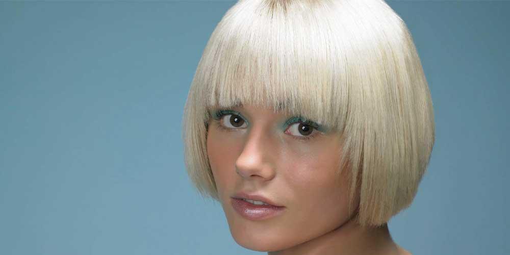 مو کوتاه بلوند جدید