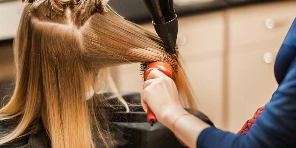 انواع براشینگ مو